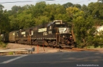 NS H75 Eastbound